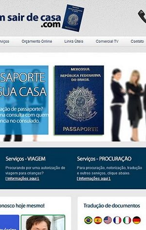 passaportesemsairdecasa
